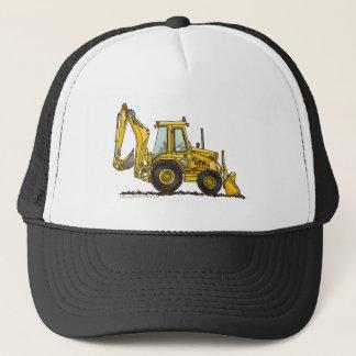 Backhoe Digger Loader Construction Hats