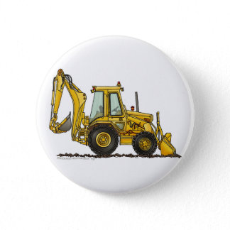 Backhoe Digger Loader Construction Pins