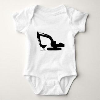 backhoe infant creeper