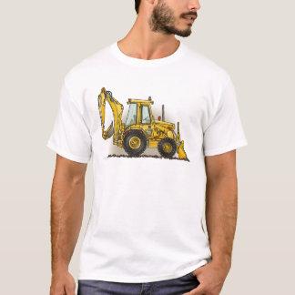 Backhoe Mens T-Shirt