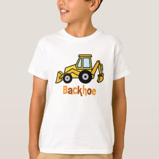 Backhoe T-Shirt