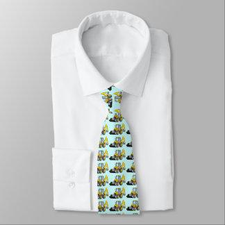 Backhoe Tie