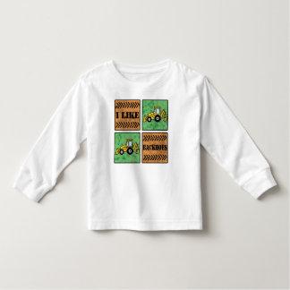 Backhoe Tee Shirt