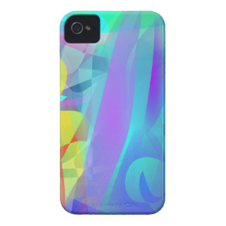 Backlight Art iPhone 4 Cover