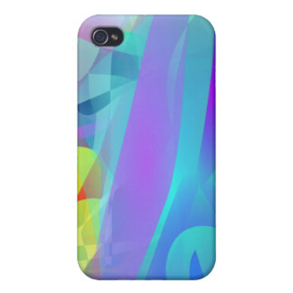 Backlight Art iPhone 4/4S Cover