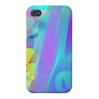 Backlight Art Cover For iPhone 4