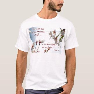Backlit Cherry Blossoms 2 T-Shirt