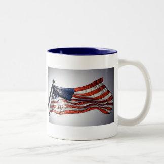 Backlit Flag Mug