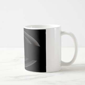 Backlit Saturn from Cassini To orbit Coffee Mug