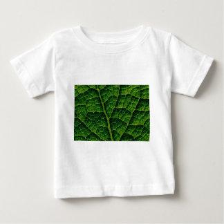 Backlit skunk cabbage leaf texture t-shirt
