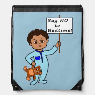 Backpack for kids bedtime cartoon kid