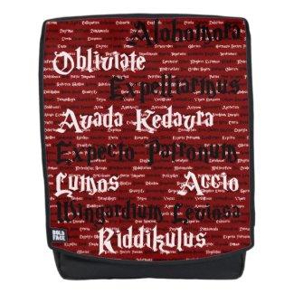 Backpack of Spells - Griffindor