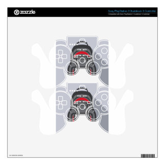 Backpack vector PS3 controller skins