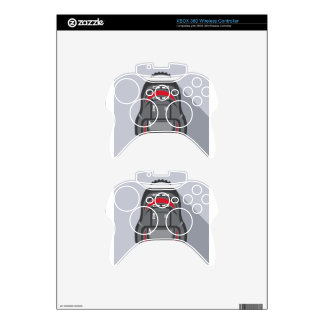 Backpack vector xbox 360 controller decal