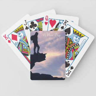 Backpacker Playing Cards
