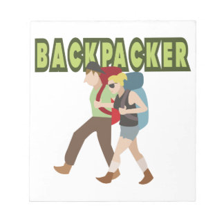 Backpackers Bloc De Notas