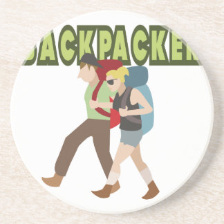 Backpackers Posavasos Manualidades