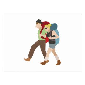 Backpackers Postales