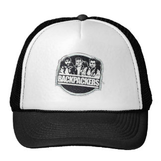 BACKPACKERS TRUCKER CAP TRUCKER HAT