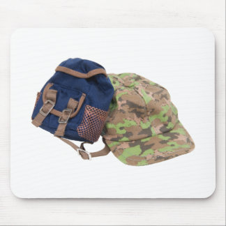 BackpackHat062509 Mouse Pad