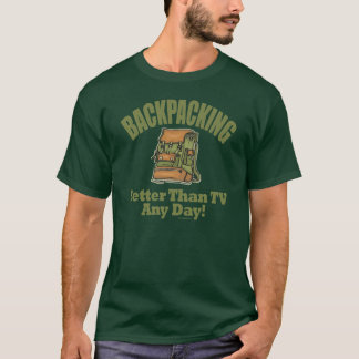 Backpacking, Backpacker T-Shirt