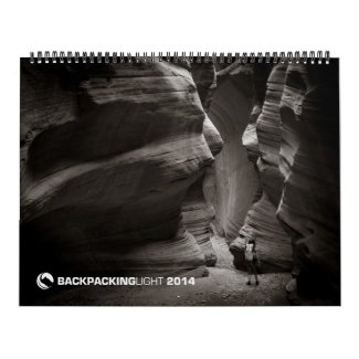 Backpacking Light 2014 Calendar