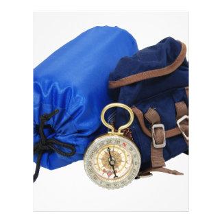 BackpackingEquipment062509 Tarjeta Publicitaria