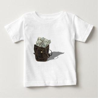 BackpackMoney101610 Baby T-Shirt