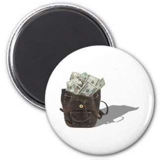 BackpackMoney101610 Magnet