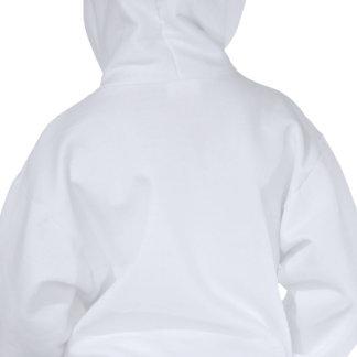 backprint de la SUDADERA CON CAPUCHA de los chicas