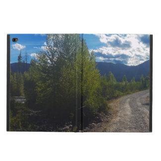 Backroad to Bowman lake Glacier National Park Powis iPad Air 2 Case