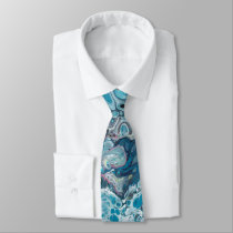 """Backroll Entry"" Abstract Tie"
