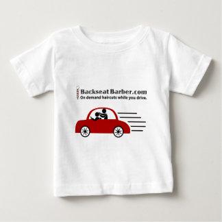 BackseatBarber.com Baby T-Shirt