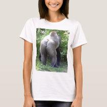 Backside of Gorilla T-Shirt