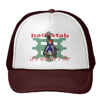 Backstab Gorra