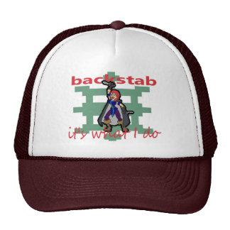 Backstab Trucker Hat