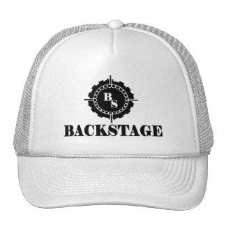 BACKSTAGE CAP TRUCKER HAT