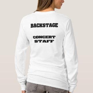Backstage Concert Staff T-Shirt