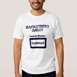 Backstreet Army Shirt