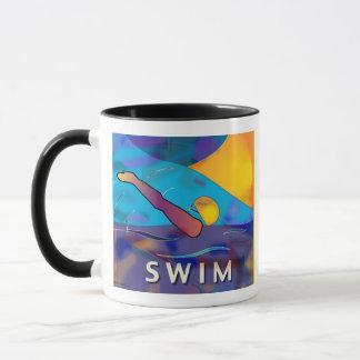 Backstroke Mug