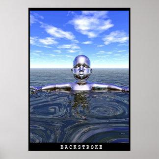 Backstroke Poster