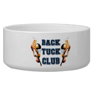 Backtuck club bowl