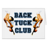 Backtuck club greeting cards