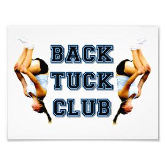 Backtuck club art photo
