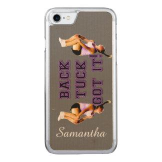 Backtuck got it gymnastics carved iPhone 8/7 case