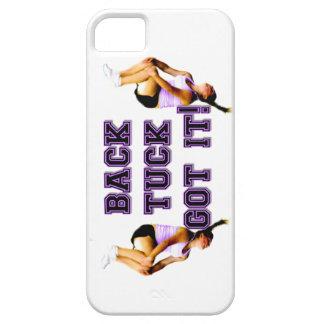 Backtuck got it gymnastics iPhone SE/5/5s case