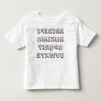 Backward ABC 1 T-shirt