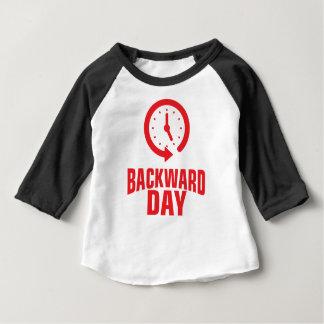 Backward Day - Appreciation Day Baby T-Shirt