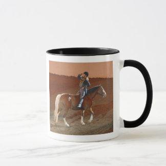 Backward Rider - mug