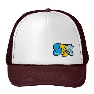 Backwards Cap Trucker Hat